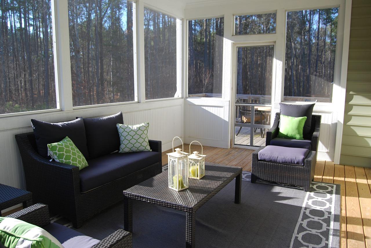 Les avantages des portes-fenêtres ?