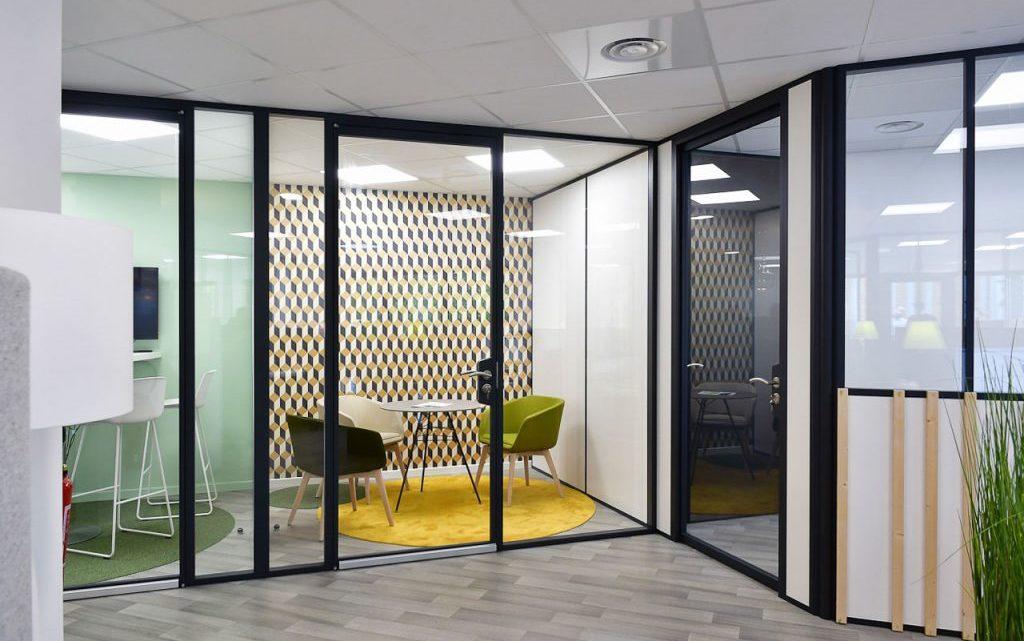 Utilisation de l'aluminium dans les aménagements intérieurs